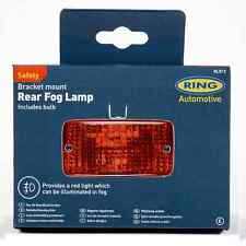 Universal Rear Fog Light / Safety Lamp 140mm - Ring RL012