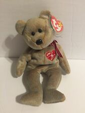 TY Beanie Baby retired signature bear babies 1999 mint tag protector