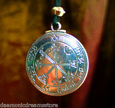 MAGICKAL TALISMAN OF JUPITER. Occult, Magic Amulet. Witchcraft. Protection