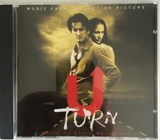 U-TURN ORIGINAL SOUNDTRACK CD MORRICONE OST