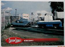 CAPTAIN SCARLET - Individual Trading Card #4, Escort -  Unstoppable 2015
