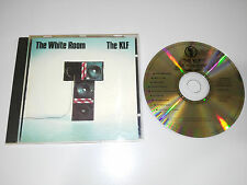THE KLF THE WHITE ROOM - CD BLANCO Y NEGRO SPANISH EDITION 1991