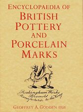 Antique British Pottery Porcelain - 4,000+ Makers Marks Signatures Dates / Book