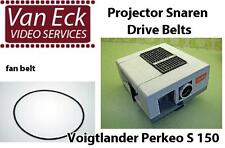 Voigtlander Perkeo S 150 belt (fan belt). New belt for replacing your broken or