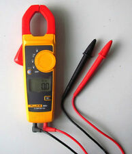 NEW FLUKE 302+ Digital Clamp Meter AC Multimeter Tester w/ Case USA Seller