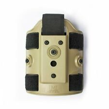 IMI Desert Tan Tactical Drop Leg Holster use by IDF fits all IMI holsters