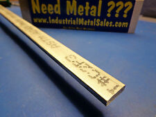"1/4"" x 1"" x 24""-Long 304 L Stainless Steel Flat Bar -- 304 Stainless .250"" x 1"""