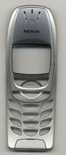 Original Nokia Cover 6310 6310i Front Cover Gehäuse Schale Silber Handyschale TO