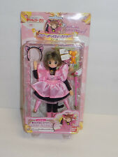 New Card Captor Sakura Pink Kitty Action Figure Doll Ban Dai Japan