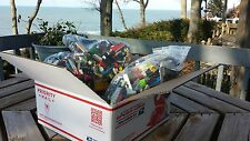 2,000 BULK LEGOS CHRISTMAS PRESENT! MINIFIGS STAR WARS CASTLE WASHED CLEAN ! !