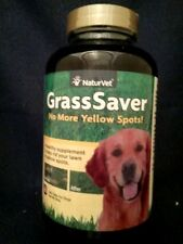 NaturVet Grasssaver 500 Tablets  Free Shipping! Grass Saver No more Yellow Spots