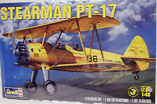 Revell STEARMAN  PT-17  WWll 1/48 scale plastic plane Model Kit #5264