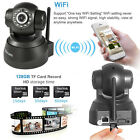 720P WIRELESS WEBCAM IP CAMERA AUDIO VIDEO WIFI CAMERA IR Motion Detction P2P