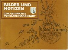 Chemnitz=Bilder und Notizen zur Geschichte von Karl-Marx-Stadt/Chronik 1981