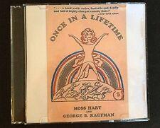 ONCE IN A LIFETIME 1932 DVD Moss Hart, George S. Kaufman, Jack Oakie, Sidney Fox