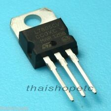 10 x L7805CV L7805 7805 Volt Regulator + 5V 1.5A
