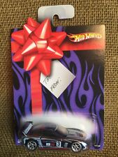 Hot Wheels 2007 Birthday Corvette C6R Dark Blue w/ Real Riders