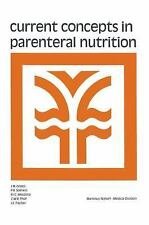 Current Concepts in Parenteral Nutrition (2011, Paperback)