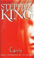 Carrie by Stephen King (2002, Paperback)