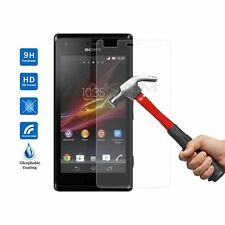 100% Genuine HD Tempered Glass Film Screen Protector For D2533 Sony Xperia C3