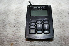 THALES MILITARY ARMY PRC-148 MBITR RADIO VEHICLE VRC ADAPTER REMOTE CONTROL ONLY