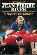 Jean-Pierre RIVES Toulouse & France RUGBY BOOK A Modern Corinthian  Peter Bills