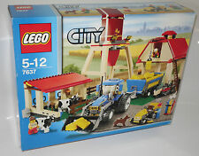LEGO® City 7637 Bauernhof Neu OVP_LARGE FARM NEW MISB NRFB