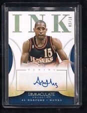 Al Horford 2013-14 Immaculate Ink GOLD Auto #/10! Rare! Celtics Hawks All-Star!!