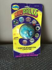 Madballs AARGH 1985 Amtoy Factory Sealed Mad Balls Brand New Factory Sealed