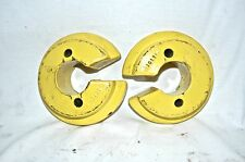 John Deere F525 Garden Tractor * * WHEEL WEIGHT SET * * Riding Mower Part PAIR