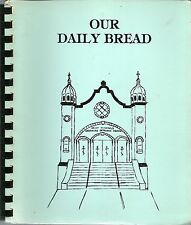 UKRAINIAN ORTHODOX CHURCH COOKBOOK - WOONSOCKET RHODE ISLAND - ST MICHAEL CHURCH