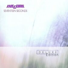 THE CURE - SEVENTEEN SECONDS ( DELUXE EDITION) 2 CD++++++++++++ NEW+