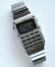 Vintage Seiko  Calculator Watch C515-5009 Working