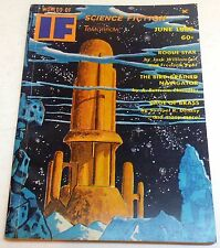 Worlds of IF Science Fiction – US Digest – June 1968 – Vol.18 No.6 - Delaney