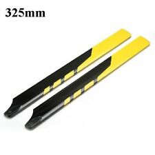 Pro3D 325mm Carbon Fiber Main Blade for 450 Helicopter
