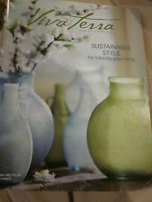 VIVA TERRA SPRING 2016 CATALOG INSPIRED GREEN LIVING SUSTAINABLE STYLE BRAND NEW