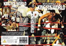 Muhammad Ali King Of The World Video Promo Sample Sleeve/Cover #15235