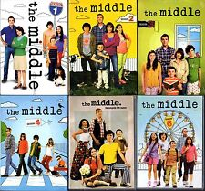 The Middle:  Seasons 1-6 Collection 1 2 3 4 5 6 (DVD, 18-Discs)