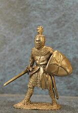 Tin Soldiers * Middle Ages * Knight of the Teutonic Order, 13th century. * 54 mm