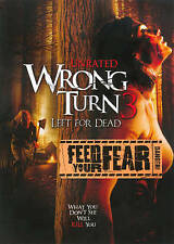 Wrong Turn 3: Left For Dead (Ws)  DVD NEW