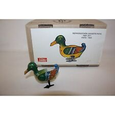 PAYA DUCK WIND UP TIN TOY MINT IN BOX LIMITED EDITION RARE