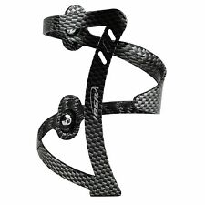 Ibera Bicycle Carbon Color Light Alloy Water Bottle Cage NEW IB-BC10-CB