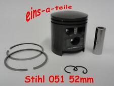 Kolben passend für Stihl 051 52mm NEU Top Qualität