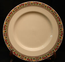 """Fireglow by Royal Doulton DINNER PLATE 10 5/8"""""""