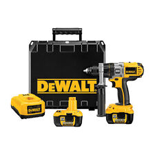 DEWALT DCD960KLR Reconditioned DCD960KL 1/2 in 18V Cordless XRP Drill/Driver Kit