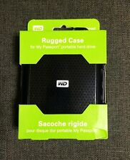 Western Digital WD Nomad Rugged Case for My Passport External Hard Drive - Black