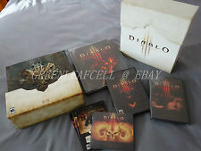 Diablo 3 Collector's Edition Box / Soundtrack / Art Book / DVD