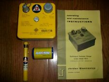 PREPPER CIVIL DEFENSE RADIATION PROTECTION PEN AND CHARGER