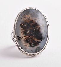 Yemeni Agate silver Ring/ Yemen aqeeq aqiq Men Ring/Yemeni Islamic akik Ring