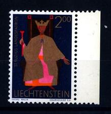 LIECHTENSTEIN - 1968 - Santi patroni della chiesa: San Lucio
